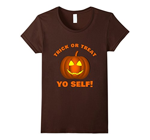 Trick or Treat Yo Self T-Shirt