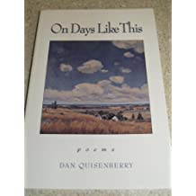 On Days Like This: Poems