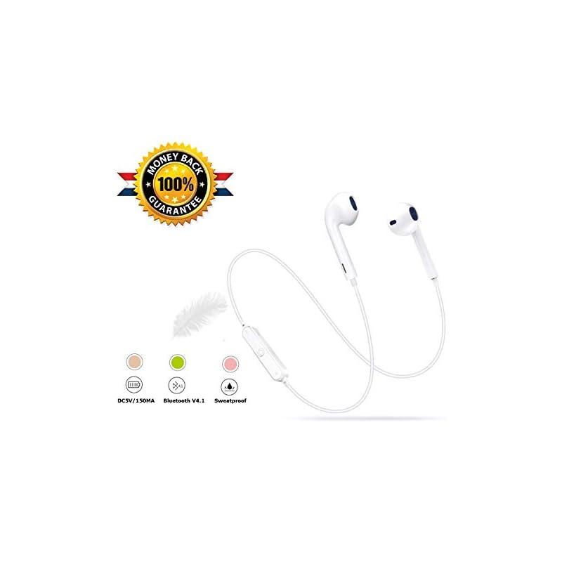 Bluetooth Headphones, Wireless Bluetooth