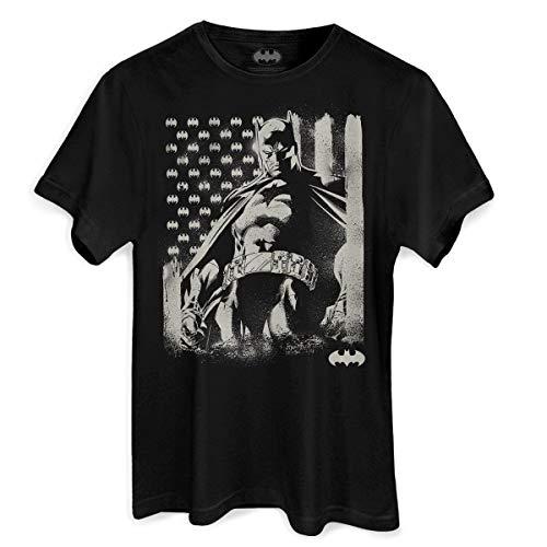 Camiseta Batman Flag