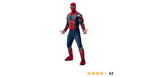 Multicolore XL Rubies- Avengers D/éguisement Homme 700734XL