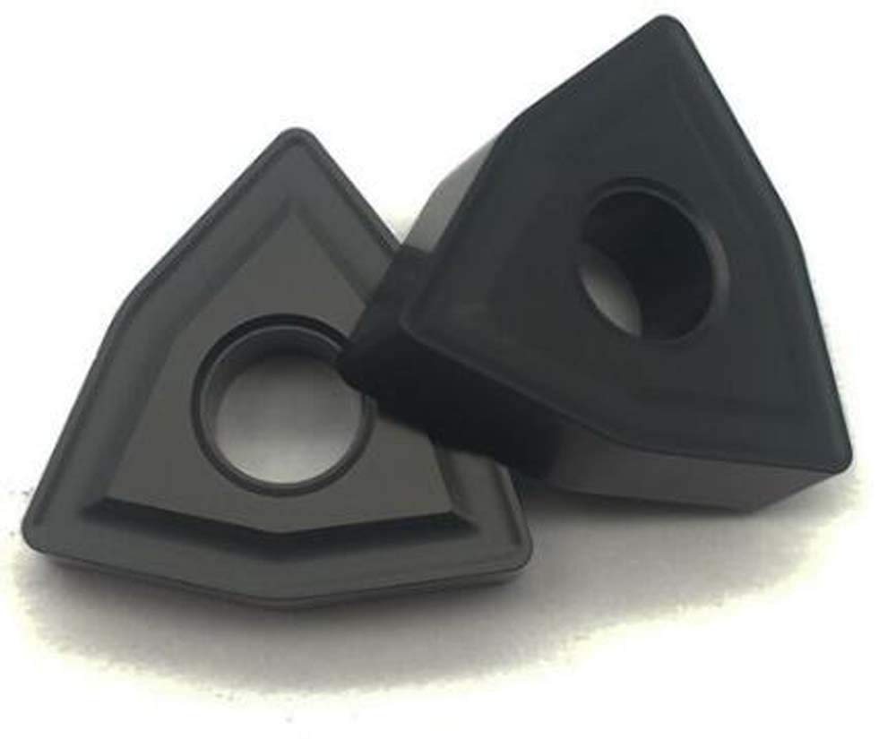10pcs WNMG080408-UK GK1115 WNMG 432 CNC Lathe Insert Cutting Tool Ceramic Inserts Blade