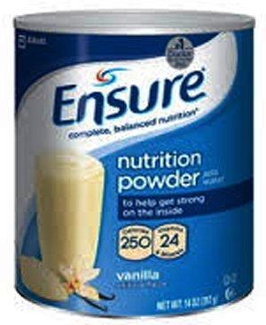 UPC 767674102972, Ensure Balanced Nutrition Powder, Vanilla, 14 oz (Pack of 3) by Ensure
