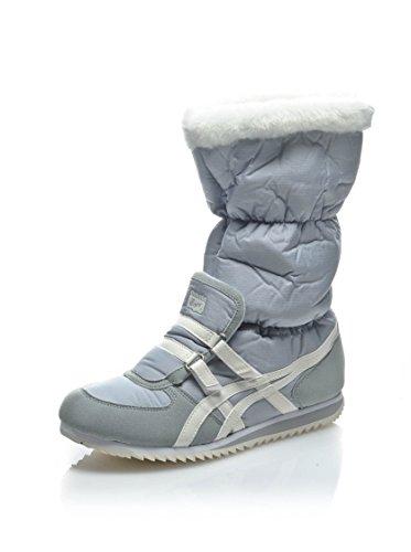 Onitsuka Tiger SNOW HEAVEN 72 MT Stiefel Light Gre Grey