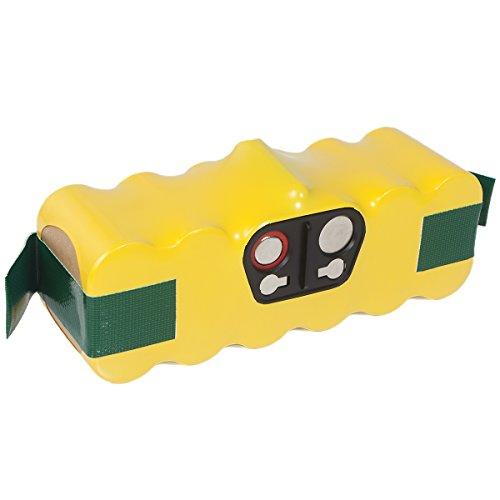 FLAGPOWER 4.5Ah Extended Battery for Irobot Roomba 500, 6...