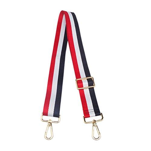 135cm Desmontables De Para Recambio Hombro Cinturón Ajustable Hombro Mujeres 85cm Bolsa Accesorios Correa de Del tipoC Bolso Umily Universal Cinturón xUzq6f1w