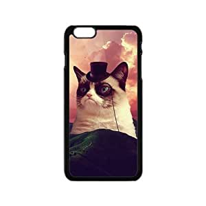 iPhone 6 Hard Case, Grumpy Cat Snap-on Protective Hardshell Cover Case for iPhone 6 (4.7 inch)
