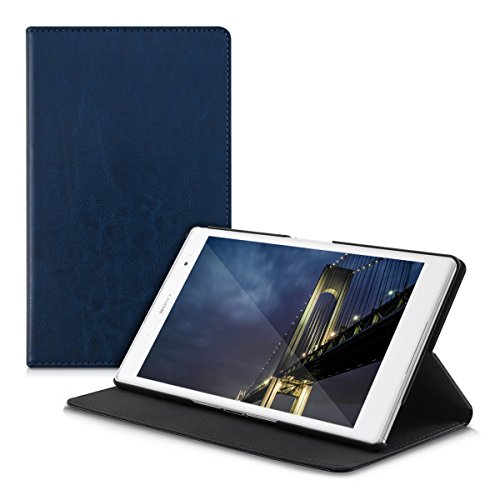 Tablet Case for Xperia Tablet Z3 (Dark Blue) - 3