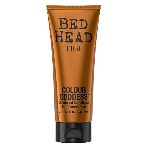 (TIGI Bed Head Color Goddess Oil Infused Conditioner, 6.76 Ounce)