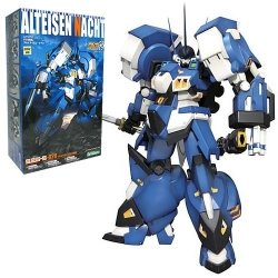 Super Robot War Taisen 1/144 Alteisen Nacht Model Kit