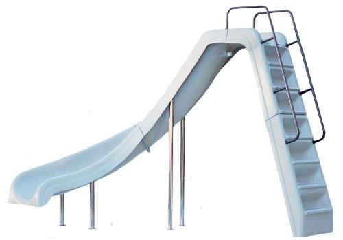 Inter-Fab WRS-CLT-SS Water Pool Slide, Wild Ride, Tan -