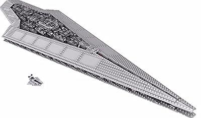 Replica Super Star Destroyer Building Blocks Set in RETAIL BOX