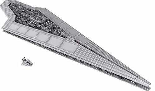 Superstar Destroyer (Replica Super Star Destroyer Building Blocks Set in RETAIL BOX)
