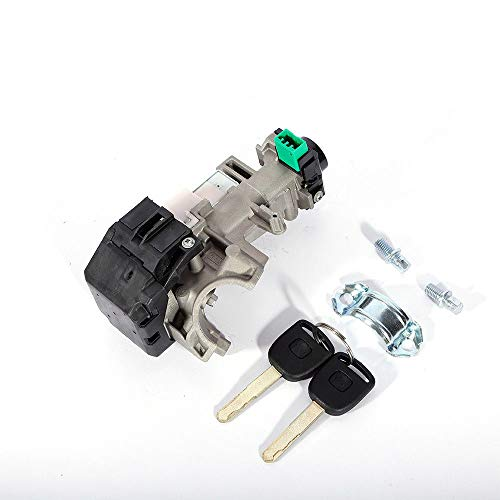 For 2003-2007 Honda Accord Civic Ignition Switch Cylinder Lock Trans & keys ()