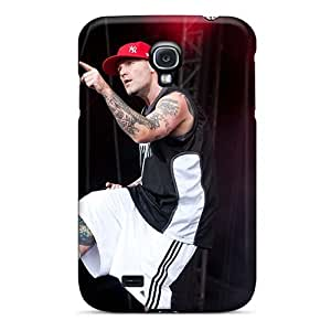 Samsung Galaxy S4 Lbw16665UBqj Custom Attractive Limp Bizkit Band Skin Shock-Absorbing Hard Phone Cases -AlissaDubois