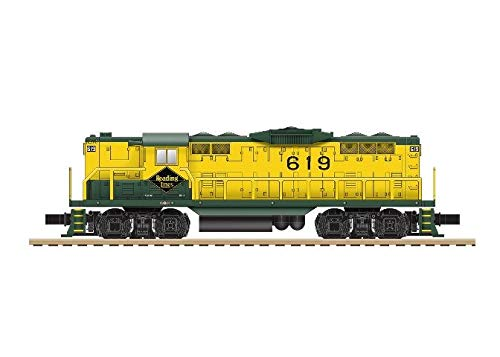 American Flyer A/F RDG FLYERCHIEF GP7 #619 American Flyer Toy Trains