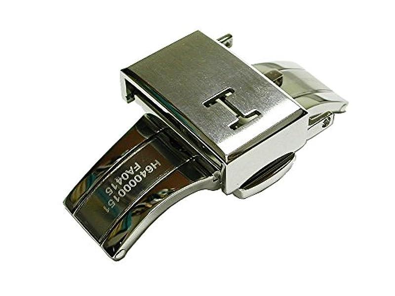 정품 HAMILTON 순정 시계 D 버클 푸시 18mm H640000151