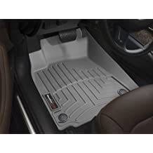 WeatherTech Custom Fit Front FloorLiner for Dodge Dakota Club Cab, Grey