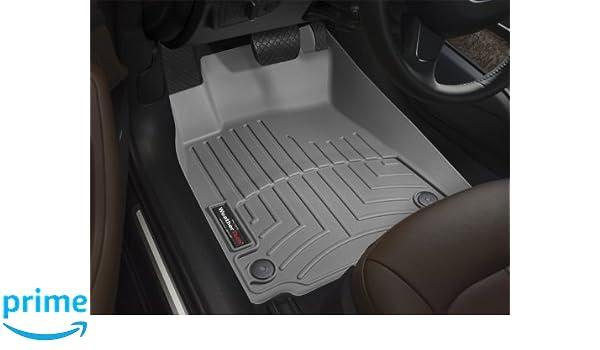 Amazon.com: WeatherTech Custom Fit Front FloorLiner for Hyundai Accent, Grey: Automotive