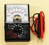 SEOH Multimeter Analog Electric Current Tester DC AC OHM