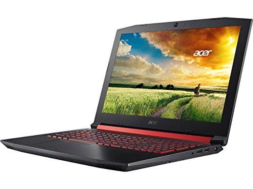 "Acer 15.6"" Nitro 5 AN515-51-72HL IPS Intel Core i7 7th Gen 7700HQ 2.8GHz NVIDIA GeForce GTX 1050 Ti 8GB Memory 1TB HDD Windows 10 Home Gaming Laptop Model NH.Q2QAA.002"