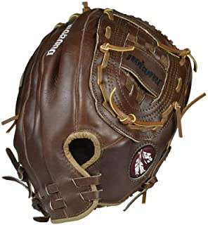 product image for Nokona WS-1400C Walnut Softball Glove 14 Inch
