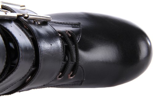 Pleaser Women's Ankle Torment Black Boot 703 Polyurethane CaCq6
