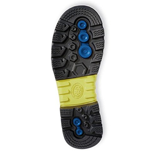 Haix , Chaussures de sécurité pour homme Noir Noir angeben