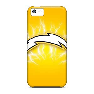LJF phone case Awesome Design San Diego Chargers Hard Case Cover For iphone 4/4s