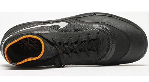 Nike Air Zoom Sb Iperfeel Eric Koston 3 Xt Sneaker Modello Attuale 2016 Nero / Argento / Arancio Nero