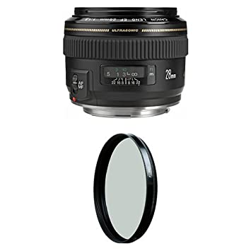 Review Canon EF 28mm f/1.8