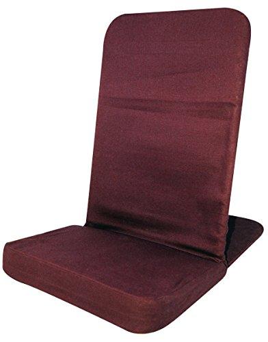 Back Jack Floor Chair (Original BackJack Chairs) - Standard Size (Burgundy) ()