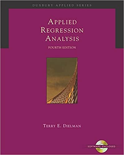 Amazon applied regression analysis a second course in applied regression analysis a second course in business and economic statistics book cd rom infotrac 4th edition fandeluxe Choice Image