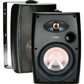 UPC 675223391596, NXG 6 ALL-WEATHER SPEAKER - OUTDOOR/INDOOR/MARINE -BLACK