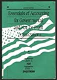 Essentials of Accounting for Governmental and Not-for-Profit Organizations, Hay, Leon E. and Engstrom, John H., 0256069433