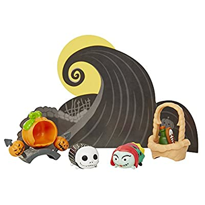 Tsum Tsum Nightmare Before Christmas Jack & Sally Seasonal Gift Pack