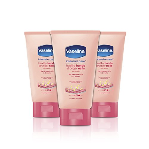 Vaseline Hand And Nail Cream - 8