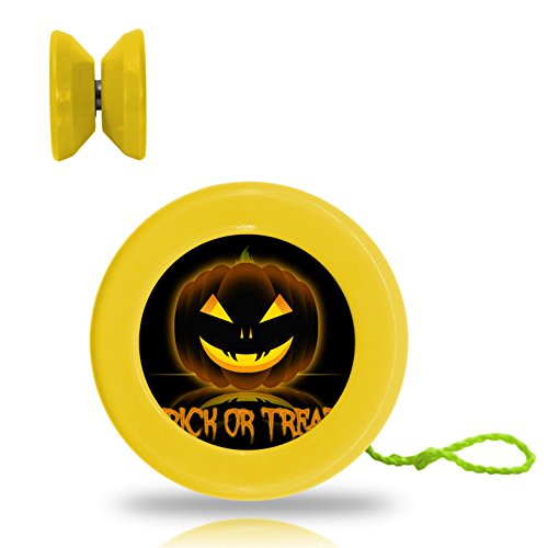 Price comparison product image Dark pumpkin lantern Durable New Magic Yo-Yo Ball For Kid Gifts Toys