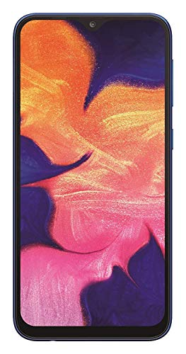 Samsung Galaxy A10 A105M 32GB Duos GSM Unlocked Phone w/ 13MP Camera - Blue ()