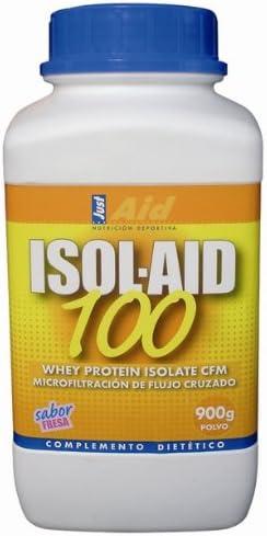 Just aid Isol-aid 100 proteina isolada chocolate 900gr. 1 ...