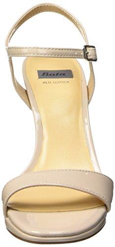 B1818550 Bata beige T Beige Tacchi bar Alti Donna x7Uw4qX