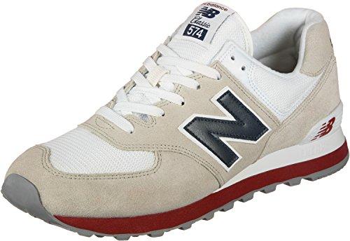 New Balance Herren Ml574E Sneaker 49 EUMehrfarbig (Moontide