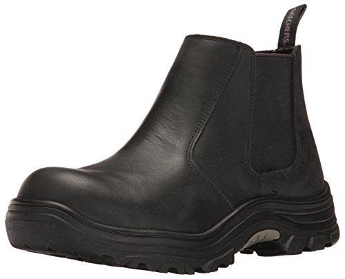 Skechers for Work Mens Burgin Glennert Boot