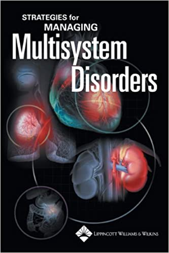 Strategies For Managing Multisystem Disorders por Springhouse epub