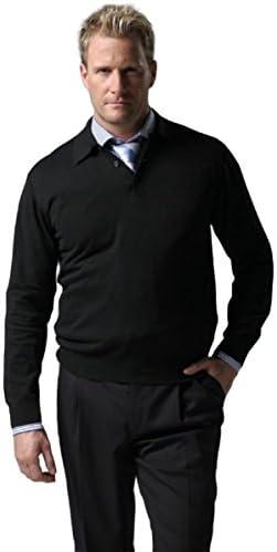 Kirkland Signature Men/'s Wool Pleated Dress Pants Olive Twill