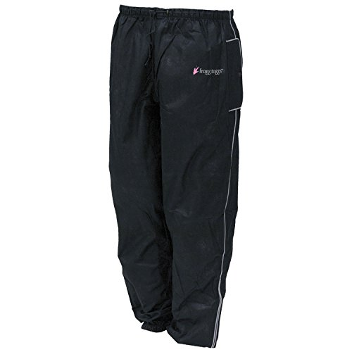 Frogg Toggs Women's Sweet T Pant, X-Large, Black