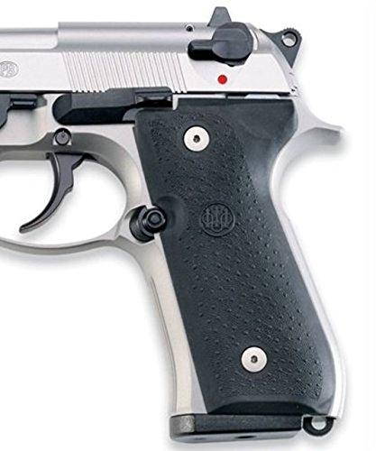 Beretta 92FS/96, Rubber Grips Hogue
