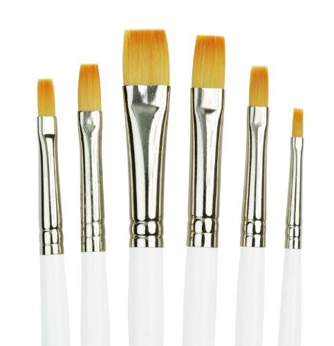 Royal Gold Royal and Langnickel Short Handle Paint Brush Set