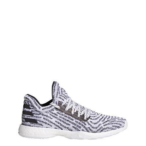 adidas Harden LS Vol Basketball White Men's Primeknit 1 core grey Shoe Black rrCqTwO1