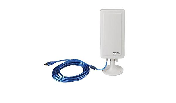 Amplificador de Senal - SODIAL(R)PC USB WiFi Amplificador ...